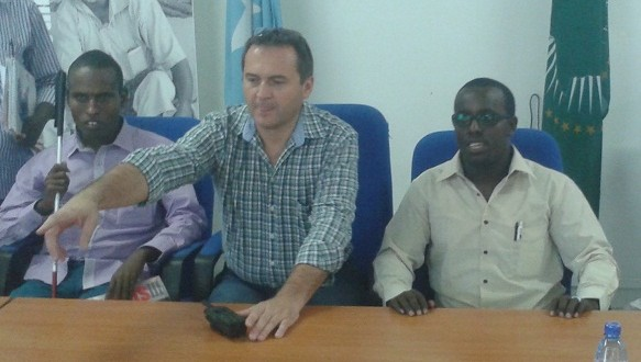 Today 22/05/2014 there was a meeting among Somali Disabilities NGOs, Federal Goverment of Somalia and UN agencies,