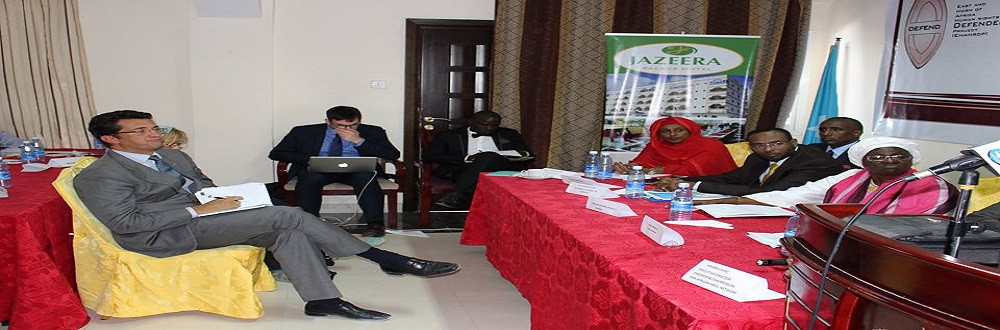 The East and Horn of Africa Human Rights Defenders Project (EHAHRDP) today concluded a high level mission to Mogadishu, Somalia,