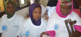 Capacity Building Project For Mature Persons With Disability Organized by SODEN. Mogadishu-Somalia
