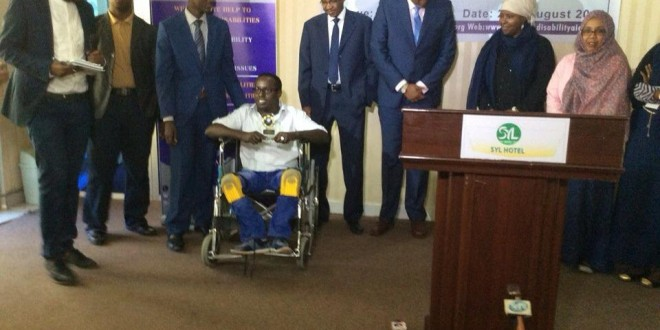 A highly-organized and well-prepared ceremony of motivational and achievement award has been held today in Mogadishu.