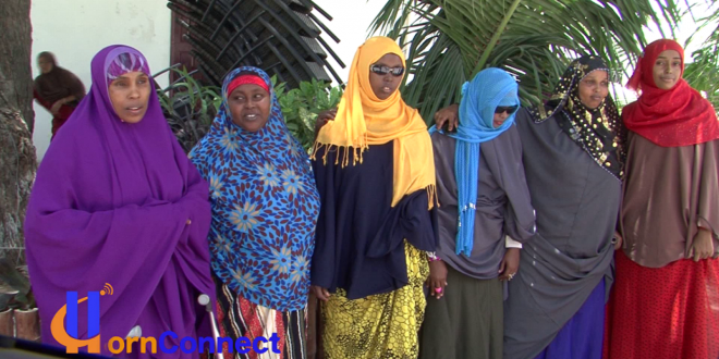 Gender and disability in Somalia.