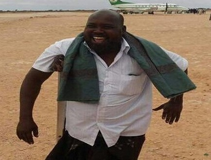 A SODEN member disabled man Mr. Ali Osamn was killed by the Alshabaab militant group.