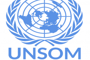 SODEN Chairman Met UN Deputy Representative For Somalia.