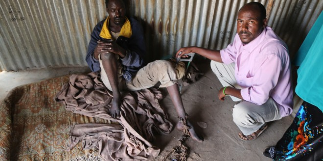 Life in chains: the plight of Somalia's mentally ill